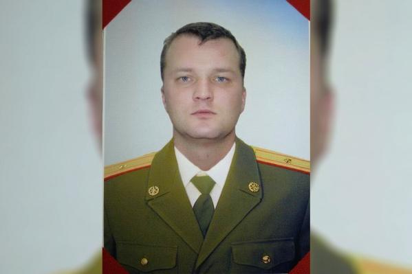 Алексей служил в Сирии в группе военных советников.