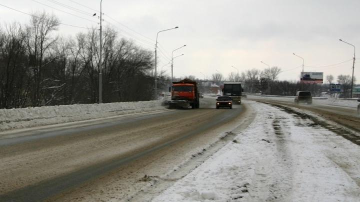 Гидрометцентр: в ближайшие сутки снегопад на Дону усилится