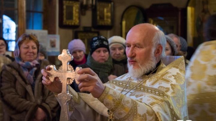 Православные северяне отмечают Крещенский сочельник