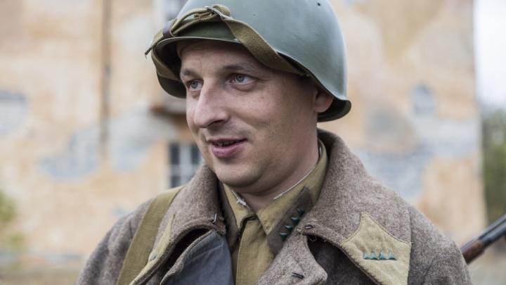 Полсотни реконструкторов разгромили немцев в боях за Калач