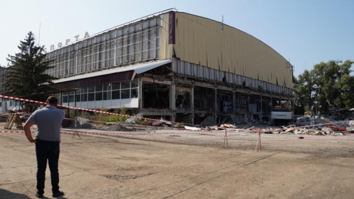 В Самаре новый Дворец спорта построят на старых сваях