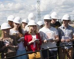 В ОАО «Славнефть-ЯНОС» завершается летняя производственная практика студентов