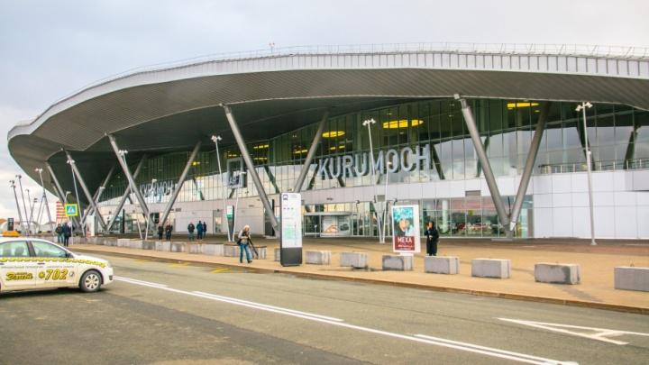 Антимонопольная служба собирает жалобы на парковку аэропорта Курумоч