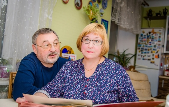 Семейное счастье Елены Ефремовой: «У врача другой опыт познания жизни»