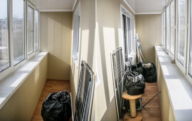 Челябинская пенсионерка будет расплачиваться за ремонт балкона ещё три с половиной года