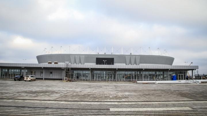 Во время матчей ЧМ-2018 в Ростове запретят продажу алкоголя в стеклянной таре
