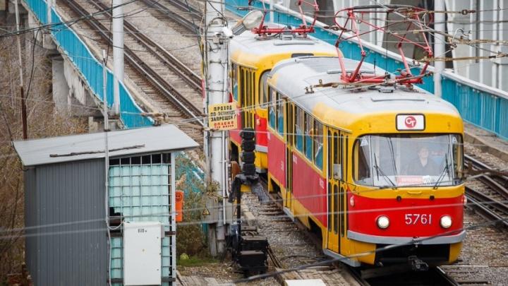 Подаренные Москвой трамваи побегут по Волгограду в апреле