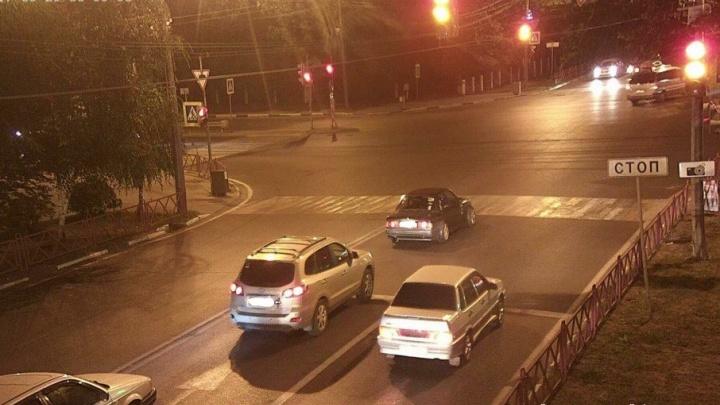 Ярославцам начали «прилетать» штрафы с новых усиленных камер