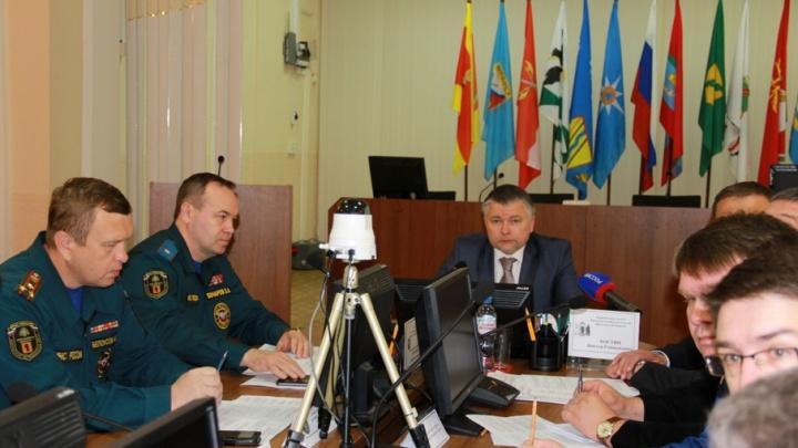 После пожара в «Молодой гвардии» начнется проверка в ярославских детских лагерях