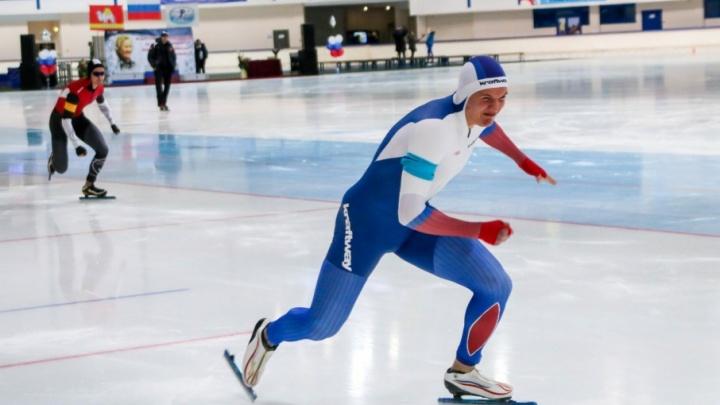 Сильнейшие конькобежцы страны состязались в Челябинске за приз Лидии Скобликовой