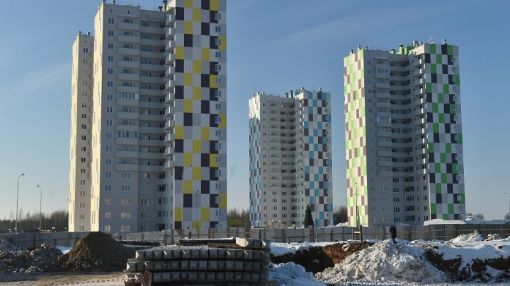 В Прикамье построят еще три 17-этажных дома для переселенцев в Березниках