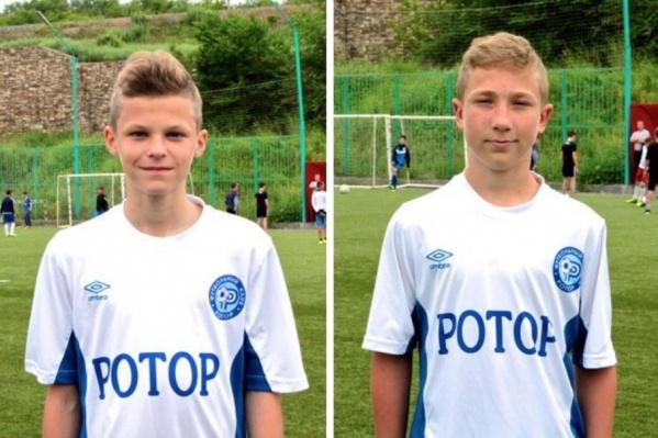 Захар Шматов и Кирилл Дудкин представят «Ротор» в сборной России