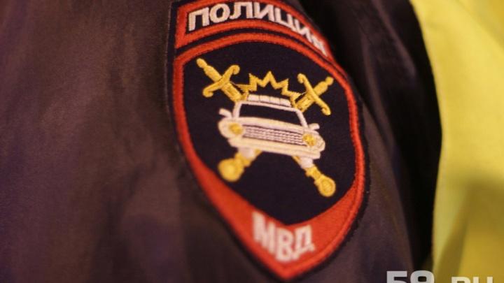Три года условки: пермяка осудили за нападение на полицейского