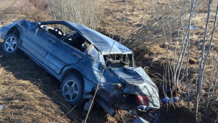 В ДТП под Котласом погибла 16-летняя девушка