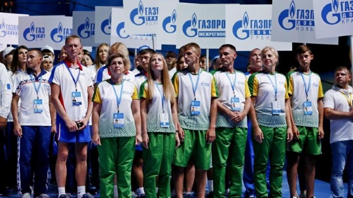 Самые сильные, быстрые и выносливые: в Сочи стартовала Спартакиада «Газпром»