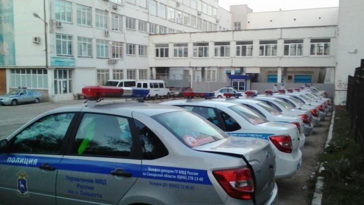 В Самару на два месяца приехали несколько десятков полицейских из Тольятти
