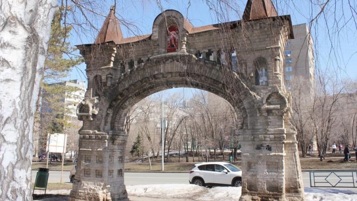 Перед ЧМ-2018 в Самаре отреставрируют монастырские ворота на Осипенко