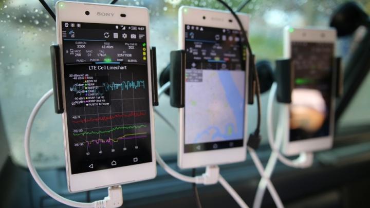 «МегаФон» показал лучшие скорости 4G в Ярославле