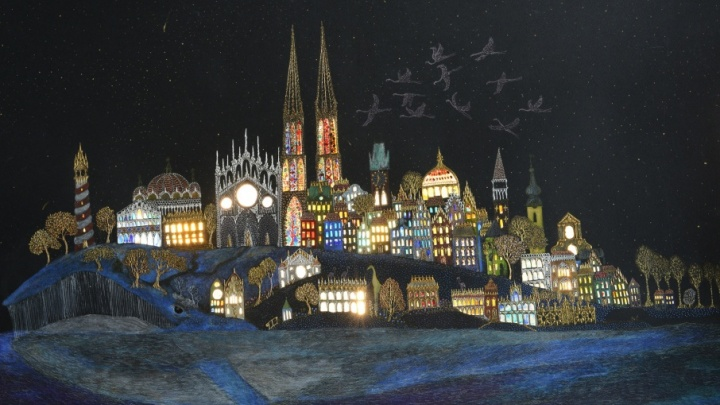 В Перми в память об Астрид Линдгрен проведут выставку световых картин