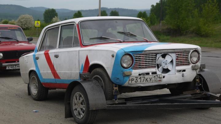 Погоняли с ветерком: в Челябинске прошёл Кубок по автоспринту