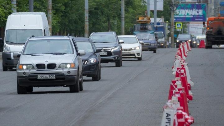 Жители Ленинского района и Копейска будут неделю простаивать в пробках
