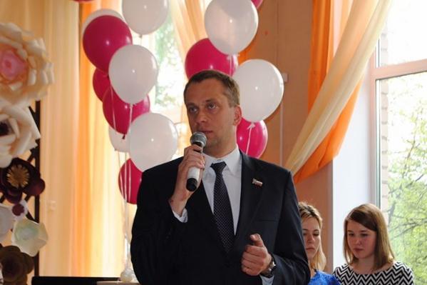 Павел Дыбин перейдет из муниципалитета в областную думу