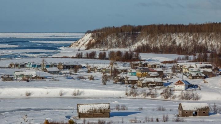 Онежская Лямца пополнит список самых красивых деревень России