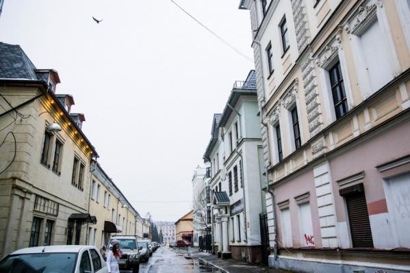 Почти полмиллиарда рублей заработал город на своей собственности