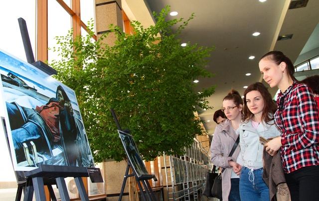 Третьяковская галерея «переехала» на челябинский вокзал