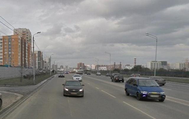 Перекрёсток на северо-западе Челябинска закроют из-за строительства газопровода