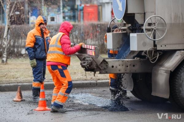 Дороги Ворошиловского района преобразятся до 1 октября