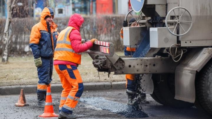 В Волгограде потратят больше 100 миллионов на дороги Ворошиловского района