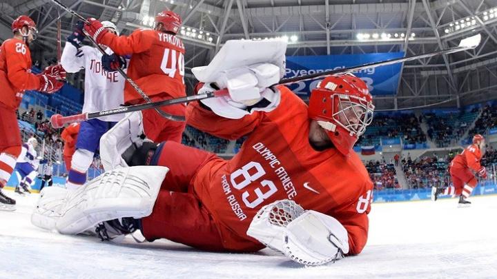 Вратаря сборной России по хоккею предложили сделать почетным гражданином Тольятти