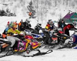 «Мегафон» обеспечил Чемпионат по кроссу на снегоходах высокими скоростями