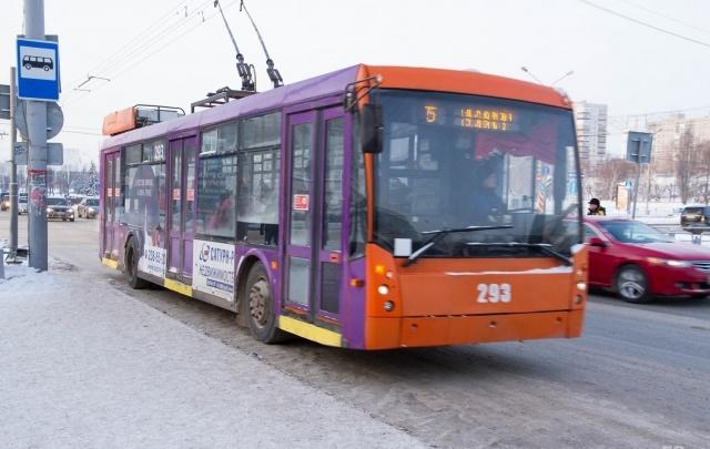 Два пермских троллейбуса с апреля изменят свои маршруты