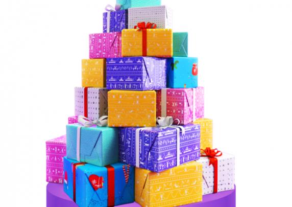 Tele2 учит абонентов дарить подарки красиво
