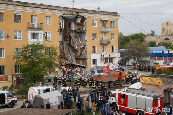 Пострадавших при взрыве экстренно доставили в больницы города