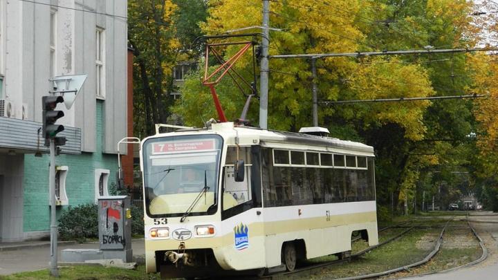 В Ярославле на сутки перестанут работать трамваи