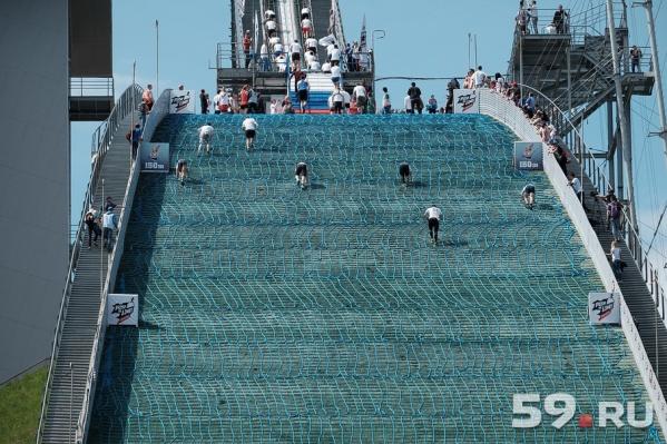 Экстремальный забег прошел в Прикамье второй раз подряд