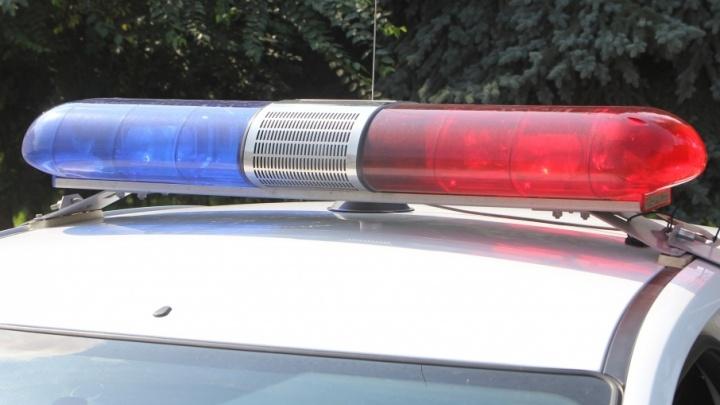 Тюменскому инспектору пришлось догонять неадекватного водителя, который испугался и пустился вприпрыжку