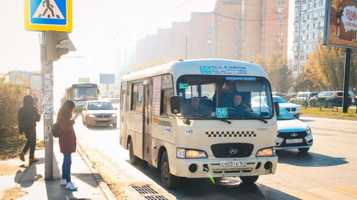 С августа в Ростове введут льготы в маршрутках