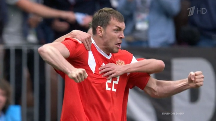 5:0! Сборная России разгромила Саудовскую Аравию в первом матче на ЧМ