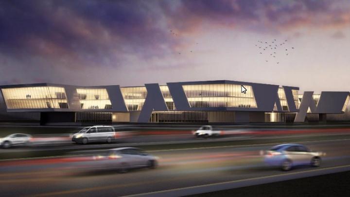 Офис, парк и детский сад: каким будет новый IT-центр на месте гостиницы «Чайка»