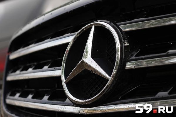Пермяк добился от компании Mercedes-Benz выплаты неустойки и компенсации за бракованный автомобиль