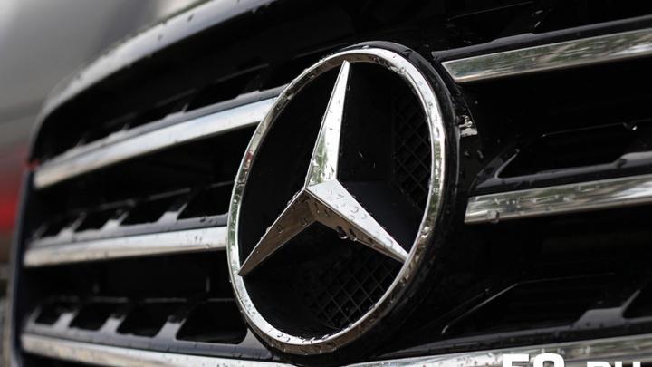 Ответили за брак: пермяк отсудил у компании Mercedes-Benz 900 тысяч рублей