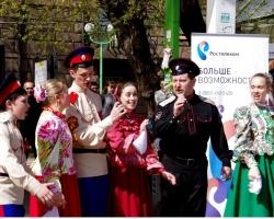 Ростелеком поздравит ярославцев с Днем Победы