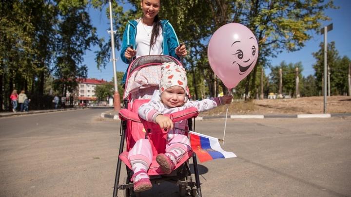 В Поморье за шесть месяцев текущего года 5 399 северянок стали мамами