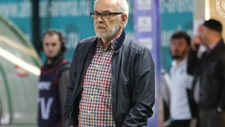 Гаджи Гаджиев — о своем уходе из ФК «Амкар»: «Мне есть достойная замена»