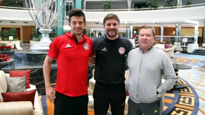 Пермский футбольный клуб «Амкар» пополнился защитником из Норвегии