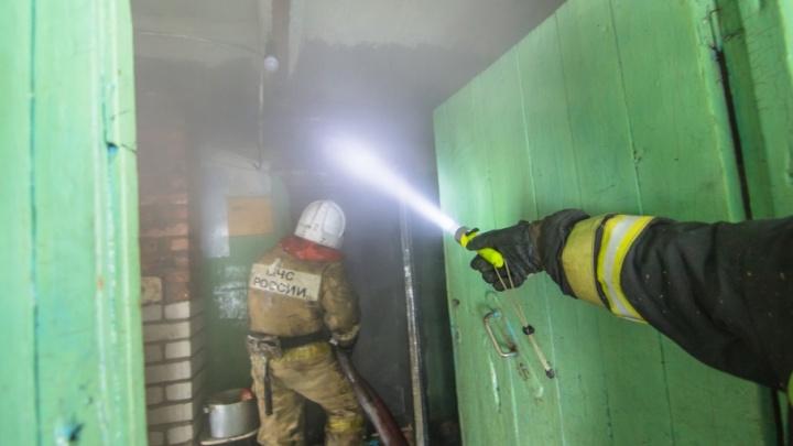 Допустил пожар: в Самарской области будут судить директора детского лагеря